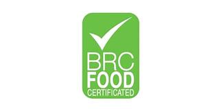 通过食品安全全球标准认证(BRC)